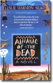 The Almanac of the Dead by Leslie Marmon Silko