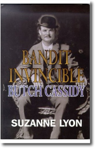 Bandit Invincible Butch Cassidy at amazon.com