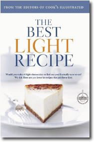 Cook's Illustrated The Best Light Recipes