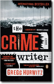 The Crimer Writer by John Hurwitz