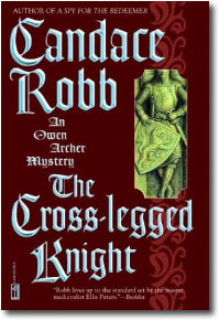 The Cross Legged Knight by Candace Robb