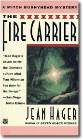 Fire Carrier by Jean Hager