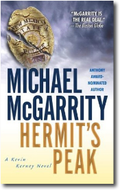 Hermit's Peak by Michael McGarrity