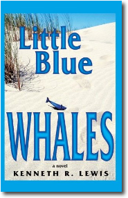 Little Blue Whales by Kenneth Lewis