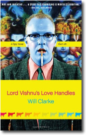 Lord Vishnu's Love Handles by Will Clarke