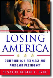 Losing America by Robert C Byrd