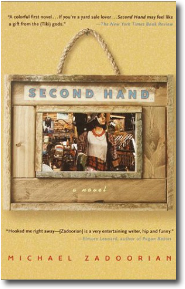 Second Hand by Michael Zadoorian