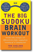 The Big Sudoku Brain Workout