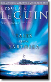 Tales from Earthsea by Ursula K. LeGuin