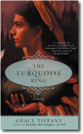 The Turquoise Ring by Grace Tiffany