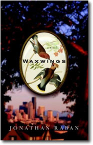 Waxwings by Jonathan Raban